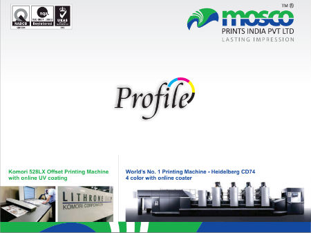 Mosco corporate presentation