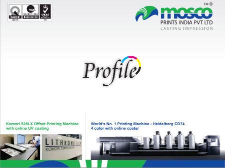 Mosco corporate presentation